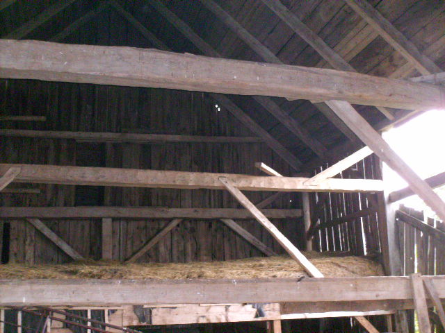Reclaimed Heritage Timber Frame for Sale: Country Church